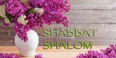 Good Shabbos!