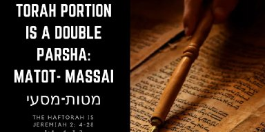 Double Portion this Shabbat