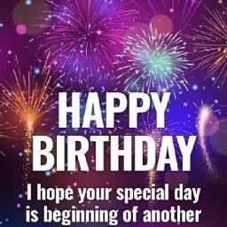 Happy Birthday Clear!