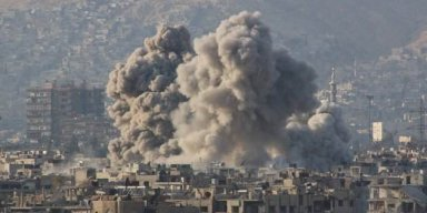 Destruction of Damascus