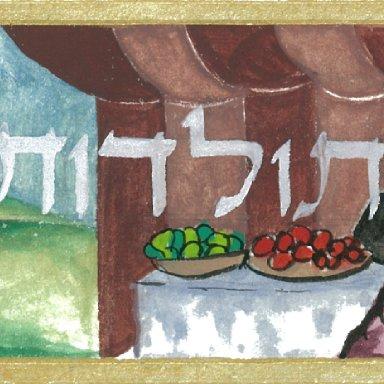 T6 - Toldot - Genesis 25:19 - 28:9