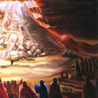 T21 - Ki Tisa - Exodus 30:11 - 34:35