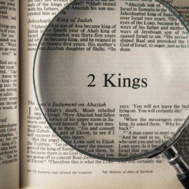 T4 - Haftarah - 2 Kings 4:1-37