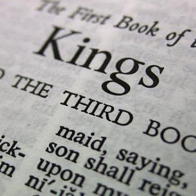 T10 - Haftarah - 1 Kings 3:15-4:1