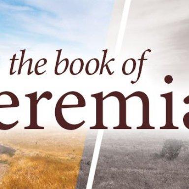T18 - Haftarah - Jeremiah 34:8 - 22;  33:25 - 26