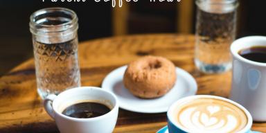 Parent Coffee Hour @ 10am CST