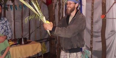 Shake the Lulav, Shake the Lulav :)