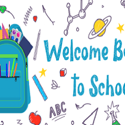 Welcome Back! Happy First Day of School!!